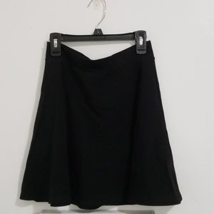 Classic Black Skater/Circle Skirt